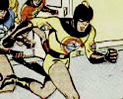 The Target (Premium Group) (Golden Age comics)