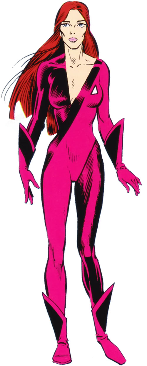 Tarot of the Hellions (New Mutants character) (Marvel Comics) from the handbook
