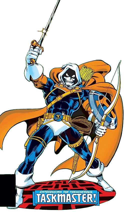 Taskmaster cover art