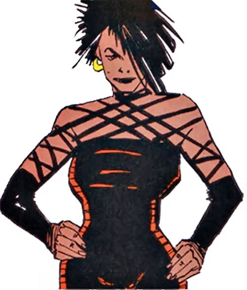 Tequila (Punisher enemy) (Marvel Comics)