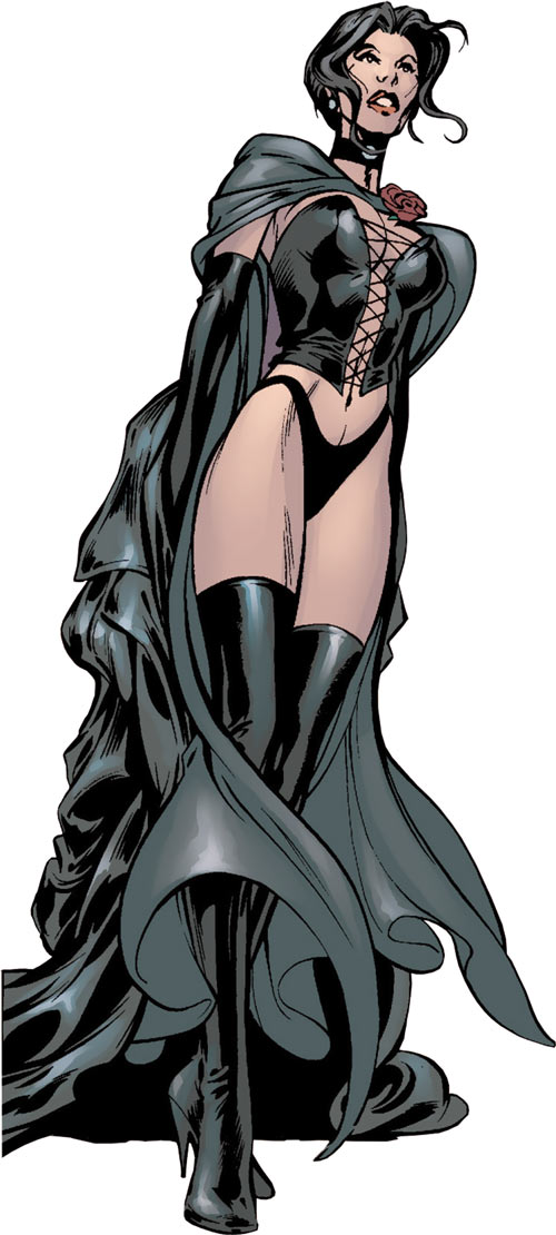 Tessa of the Hellfire Club (Marvel Comics X-Men)