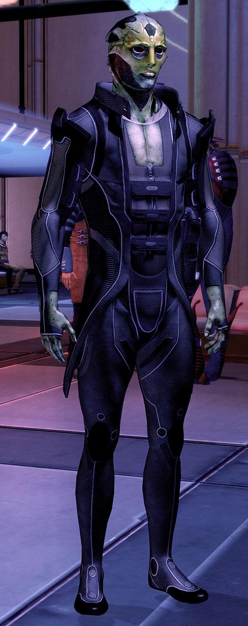 Thane Kryos (Mass Effect) high resolution model