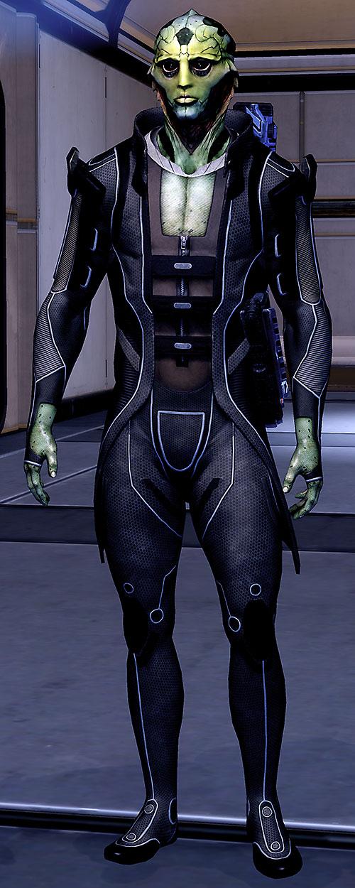 Thane Kryos (Mass Effect) full view
