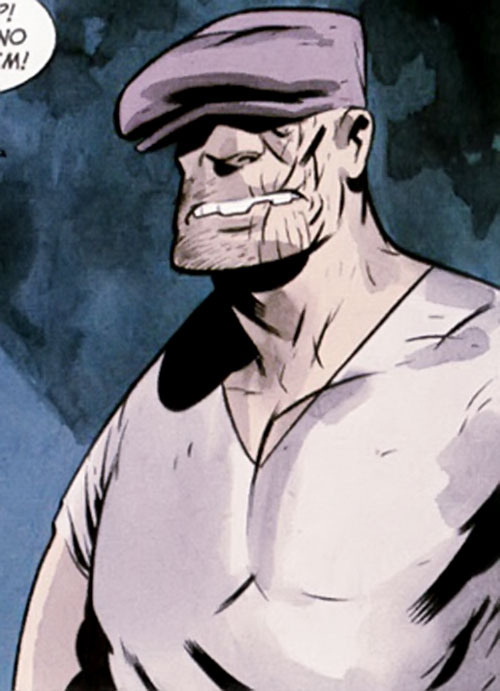 The Goon (Eric Powell Comics) portrait