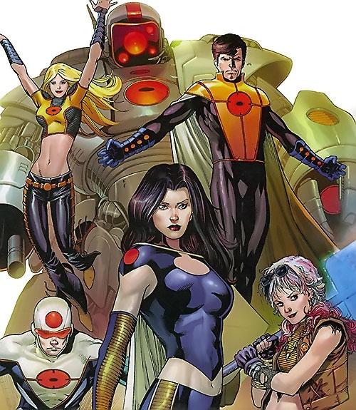 The Order (Marvel Comics) (Matt Fraction)