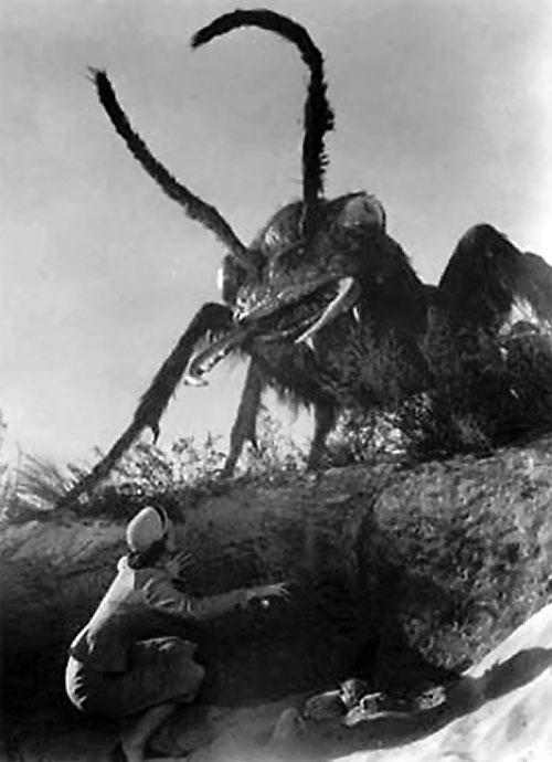 Them! atomic giant ants movie