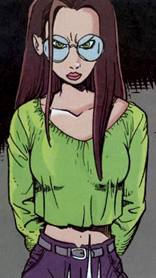 Thessaly (Sandman / DC Comics Vertigo)