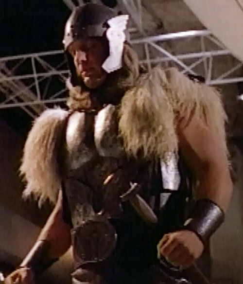 Thor (Eric Kramer in Incredible Hulk Returns) (Marvel movie) costume