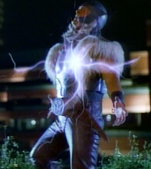 Thor (Eric Kramer in Incredible Hulk Returns) (Marvel movie) lightning effect