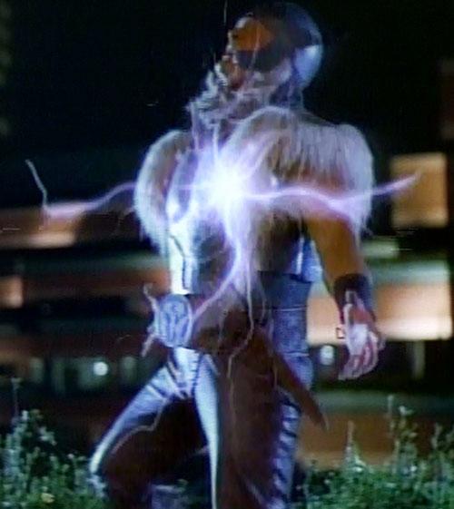 Thor (Eric Kramer in Incredible Hulk Returns) (Marvel movie) lightning effect
