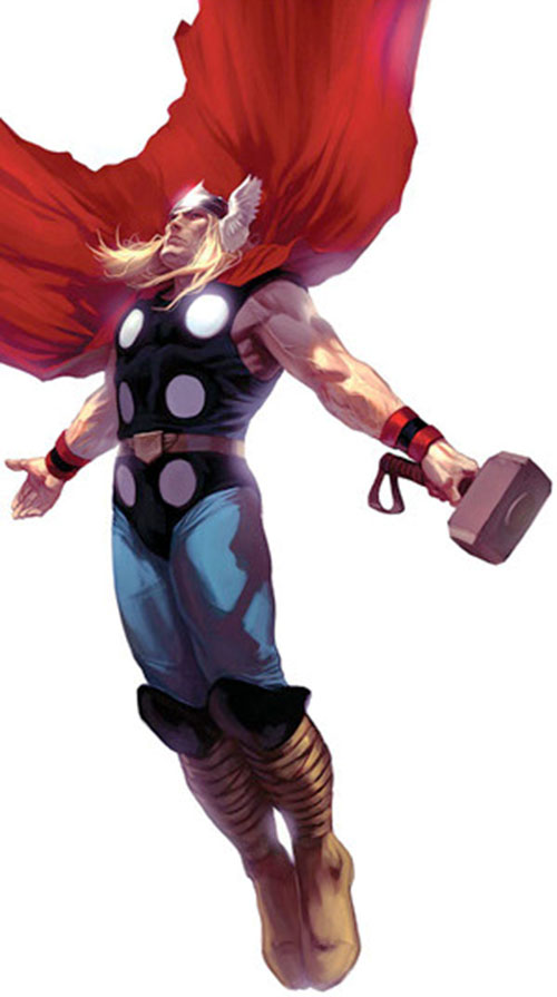 Thor (Marvel Comics) in majesty