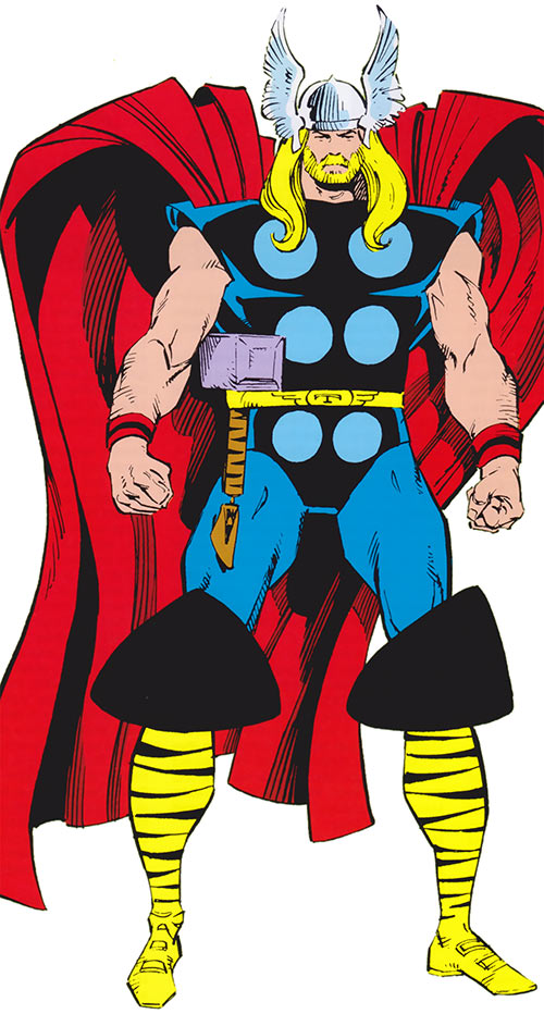 Thor (Marvel Comics) by Simonson