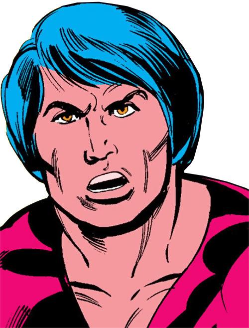 Thunderbird (James Proudstar) of the Hellions (Marvel Comics) portrait