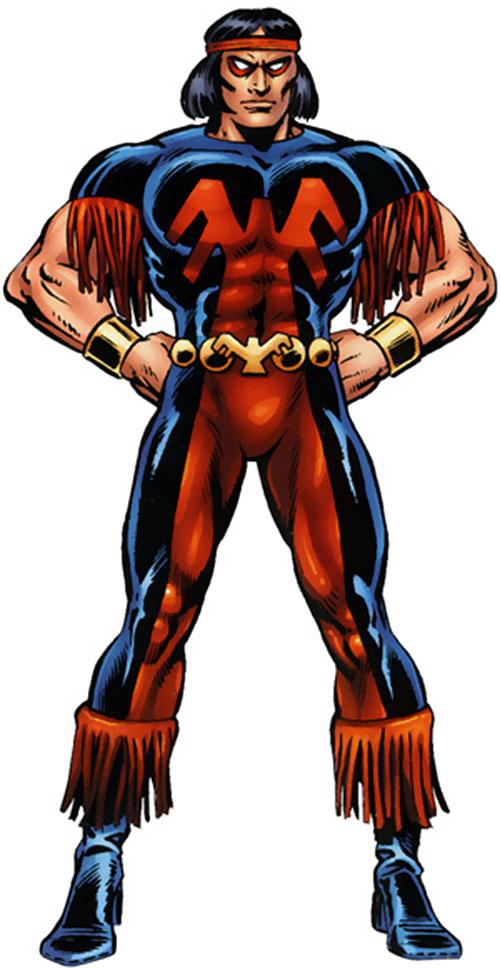 thunderbird marvel comics x men john proudstar character