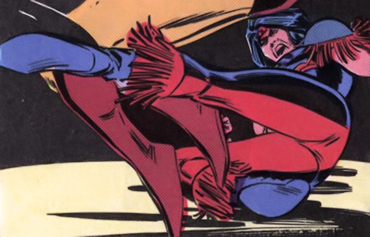 Thunderbird (James Proudstar) vs. Wolverine