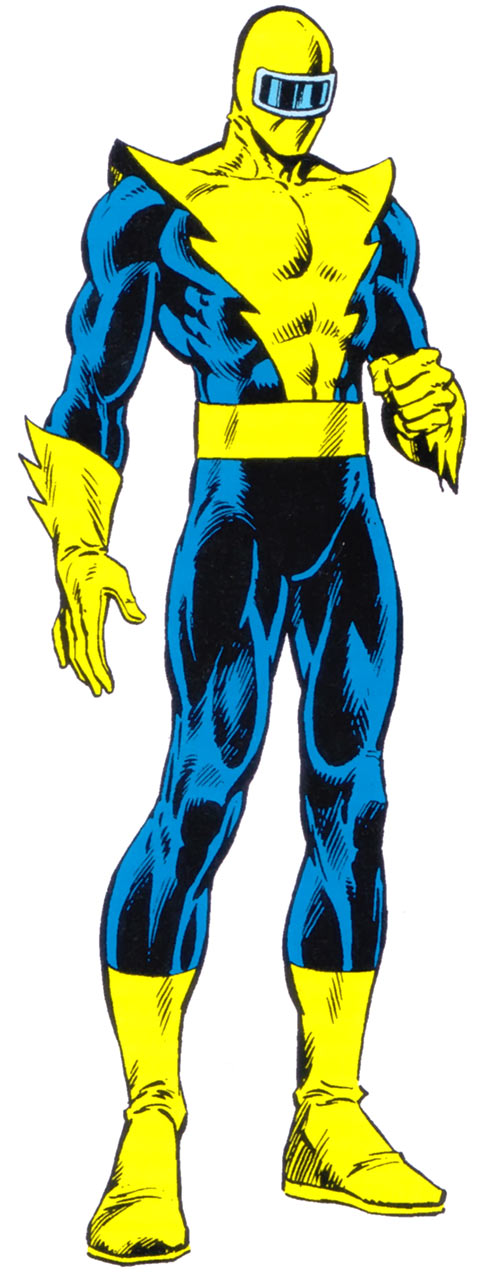 Thunderbolt (Marvel Comics) (William Carver)