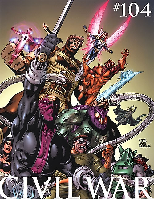 Thunderbolts team (Marvel Comics) Thunderbolts Army roster