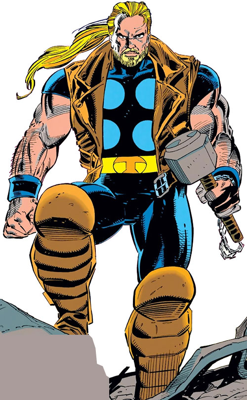 Thunderstrike of the Avengers (Marvel Comics)