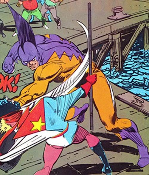Classic Tiger Shark vs. La Bandera