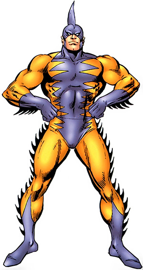 Tiger Shark - Marvel Comics - Namor enemy - Character ...