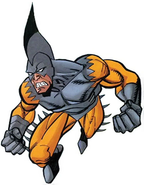 Tiger Shark (Namor enemy) (Marvel Comics) (Modern) by Erik Larsen