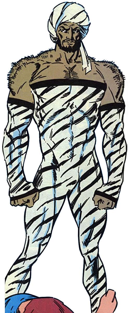Tiger (Strikeforce Morituri)