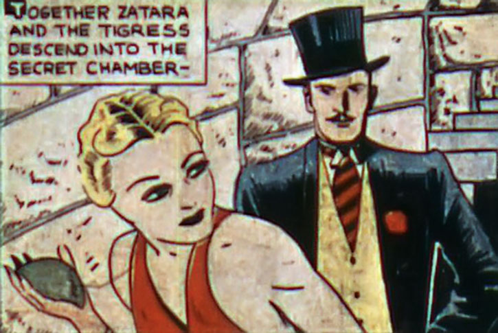 The Tigress and Zatara