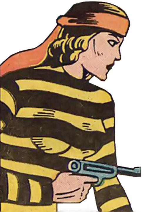 Tigress (Zatara character) (DC Comics Golden Age)