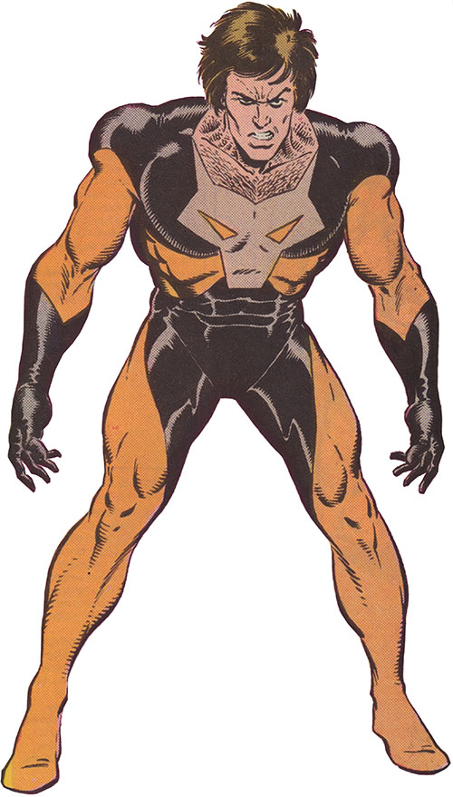 Timber Wolf (Legion of Super-Heroes)