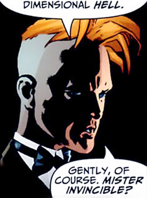Timothy Ravenwind (7 Soldiers) (DC Comics)