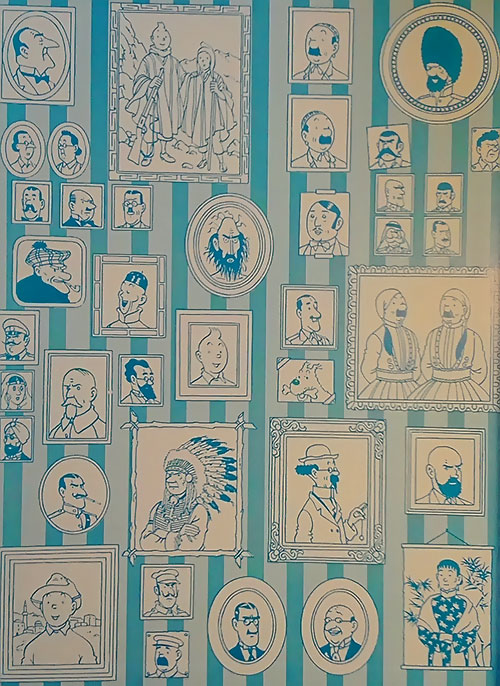 Tintin characters portraits gallery 3/4