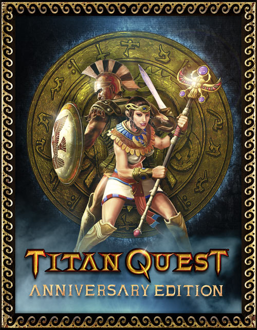 Titan Quest Anniversary Edition cover