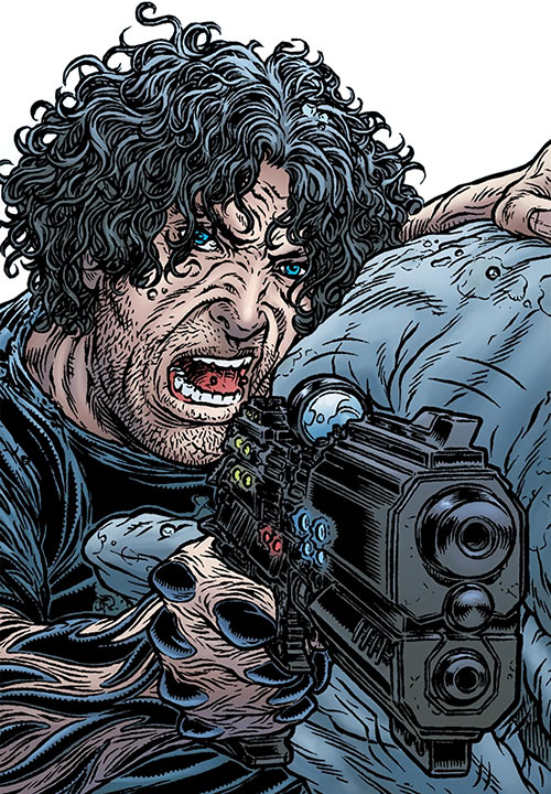 Tom Noir (Black Summer comics)