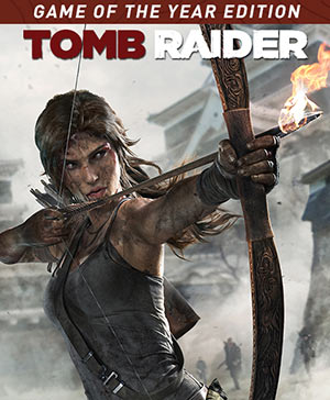 Tomb Raider video game of the year edition cover