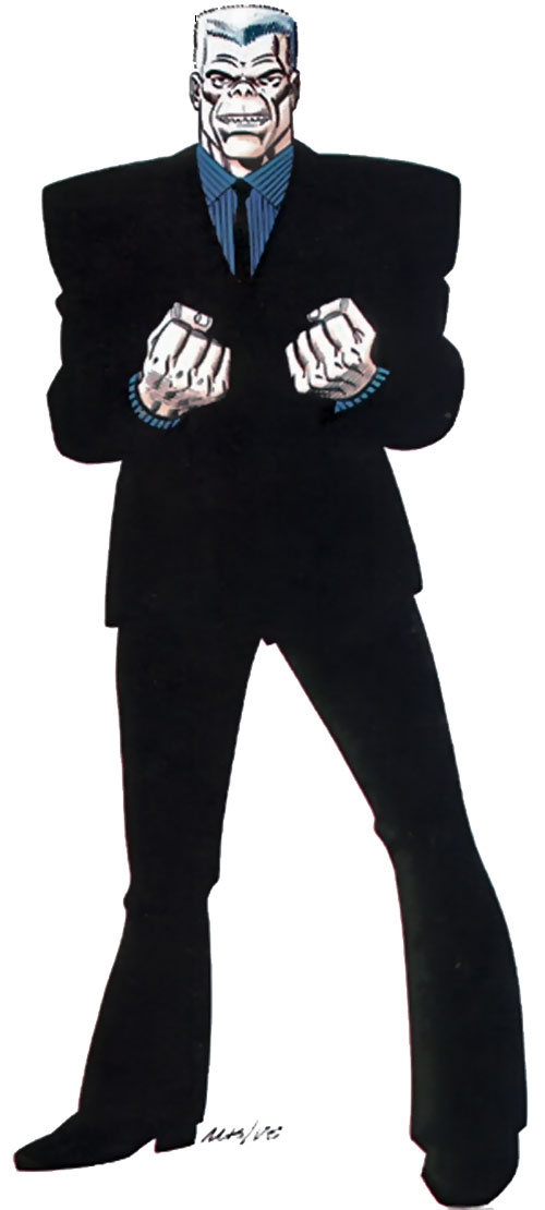 Tombstone (Spider-Man enemy)