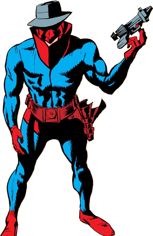 Torpedo (Daredevil enemy) (Marvel Comics)