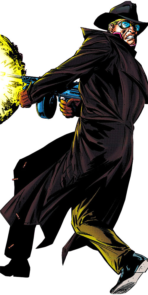 Torque (Nightwing enemy) (DC Comics)