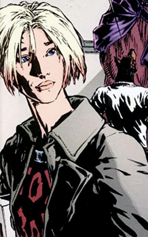 Toybox (Top Ten comics) portrait
