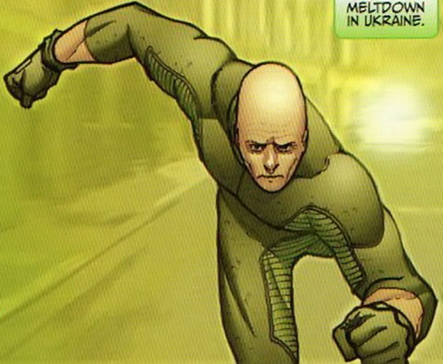 Transom of Halcyon (Image Comics)