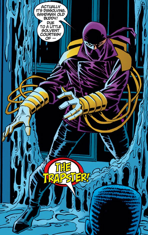Trapster of the Frightful 4 (Marvel Comics)