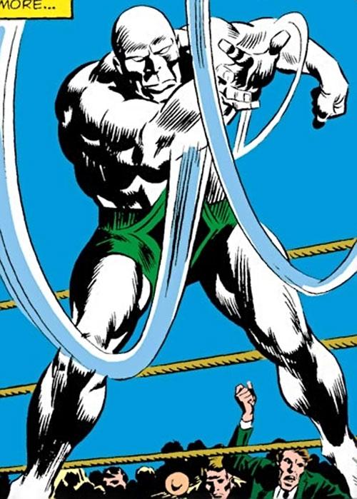 Tri-Man (Daredevil enemy) (Marvel Comics)