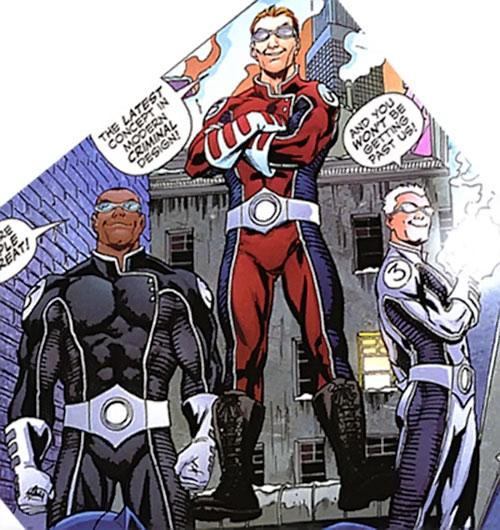 Triple Threat (Catwoman enemies) (DC Comics)