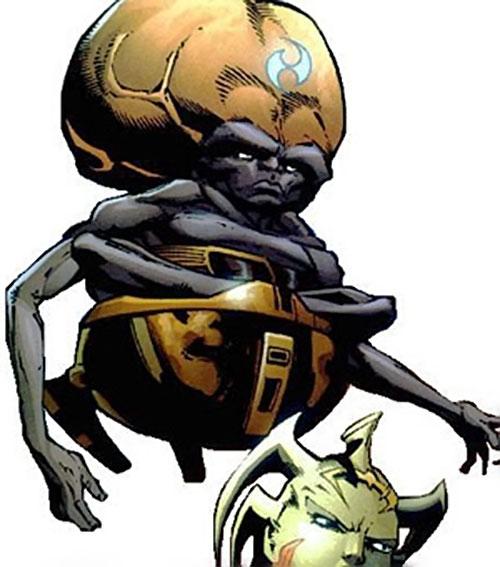Trocantor (Crossgen Negation comics)
