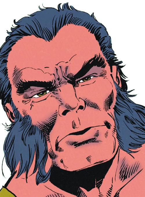 Trogg (Bane / Batman character) (DC Comics)