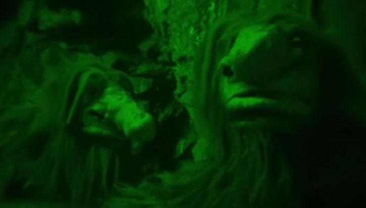 Mountain King trolls in the movie Trollhunter