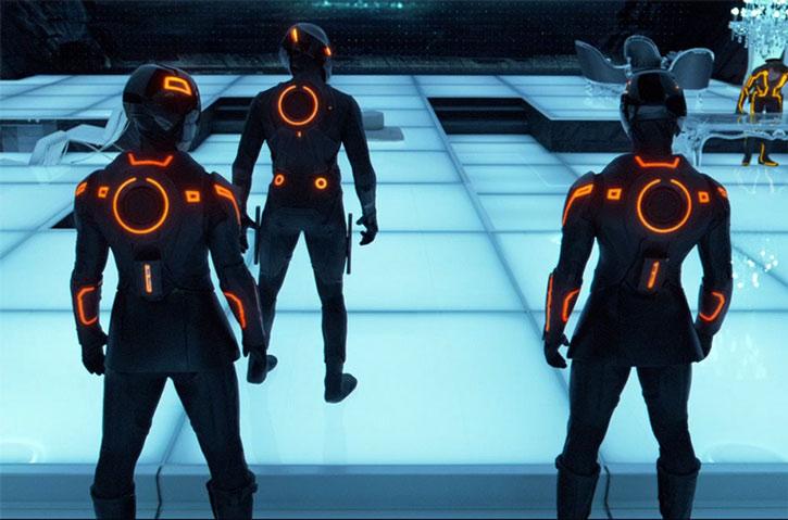 Tron guard ISOs