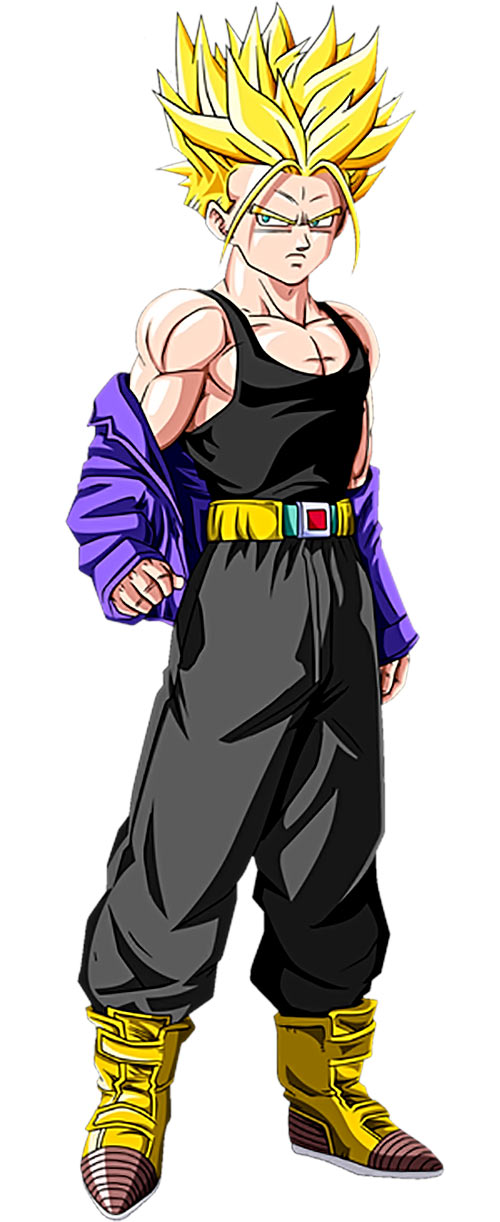 Trunks (Dragon Ball) (Androids future timeline)