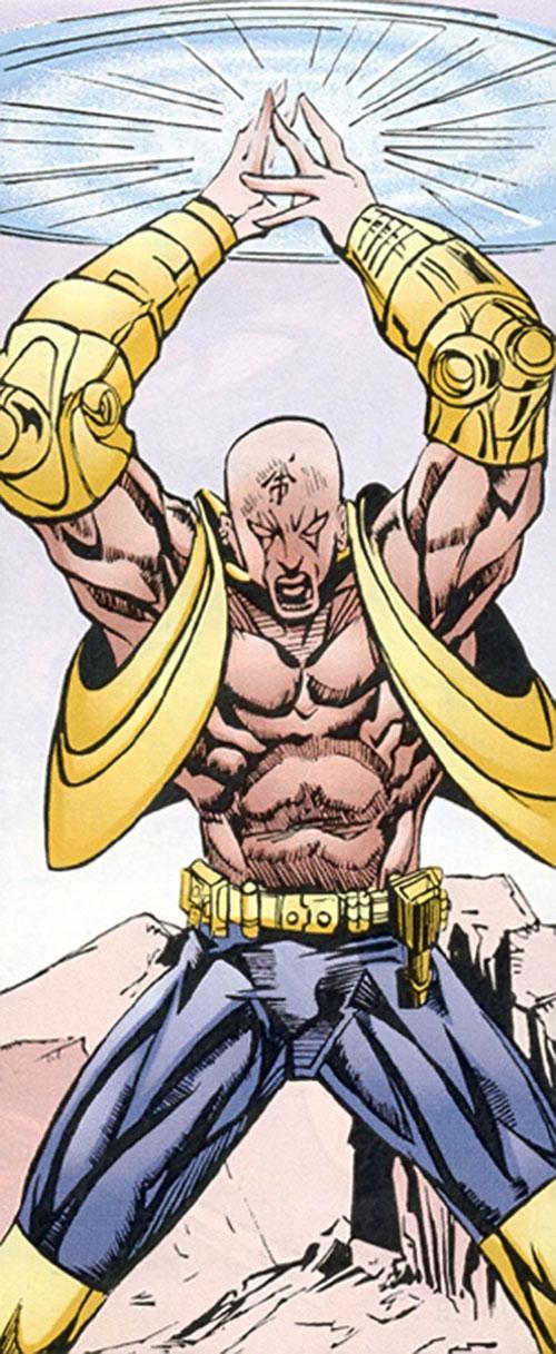 Tsui Chiao Shang Chi (Ultraverse Malibu comics)
