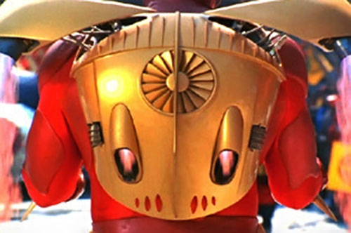 Turbo Man (Arnold Schwarzenegger in Jingle All The Way)'s jetpack