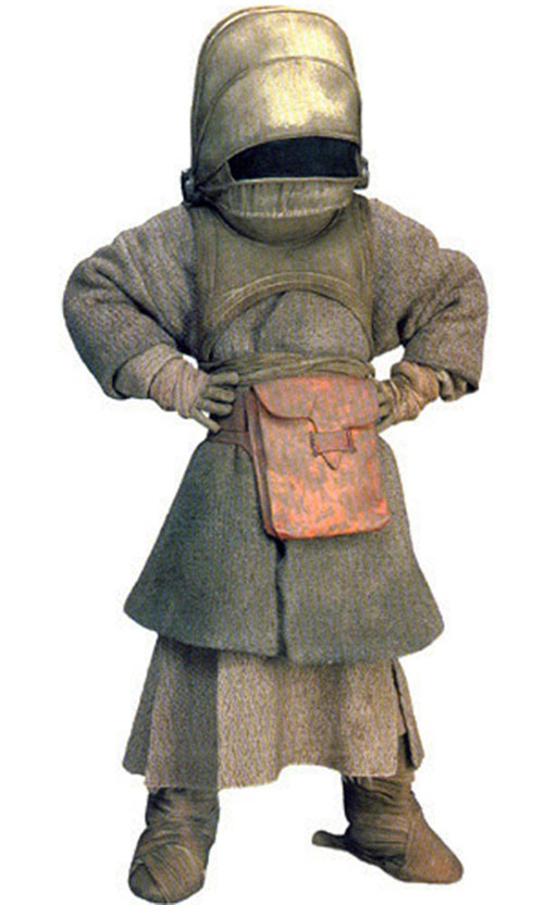 Tusken child (Star Wars)